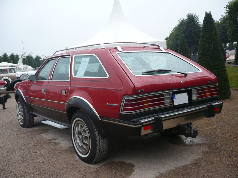AMC Eagle Wagon Limited Schwetzingen (2)