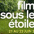 Planning des séances de cinéma en <b>plein</b> <b>air</b> à Paris pour l'été 2013