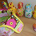 baby fabric bowling set, jeux de quilles tissu (7)