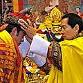 La route vers la modernité ou la fin <b>Bhoutan</b>