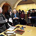 Amable Tastu aux <b>Archives</b> <b>municipales</b> de Metz