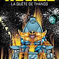 <b>Panini</b> Marvel Thanos