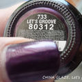 China glaze - let's groove