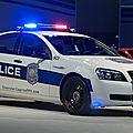 Chevrolet : zoom sur la <b>Caprice</b> « Police Patrol » !