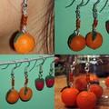 Une petite récolte d'oranges + mini concours