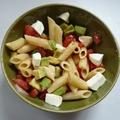 Salade de pâtes minute pour les pique-niques où on n'a pas le temps !