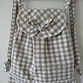 sac pour l'école N°2