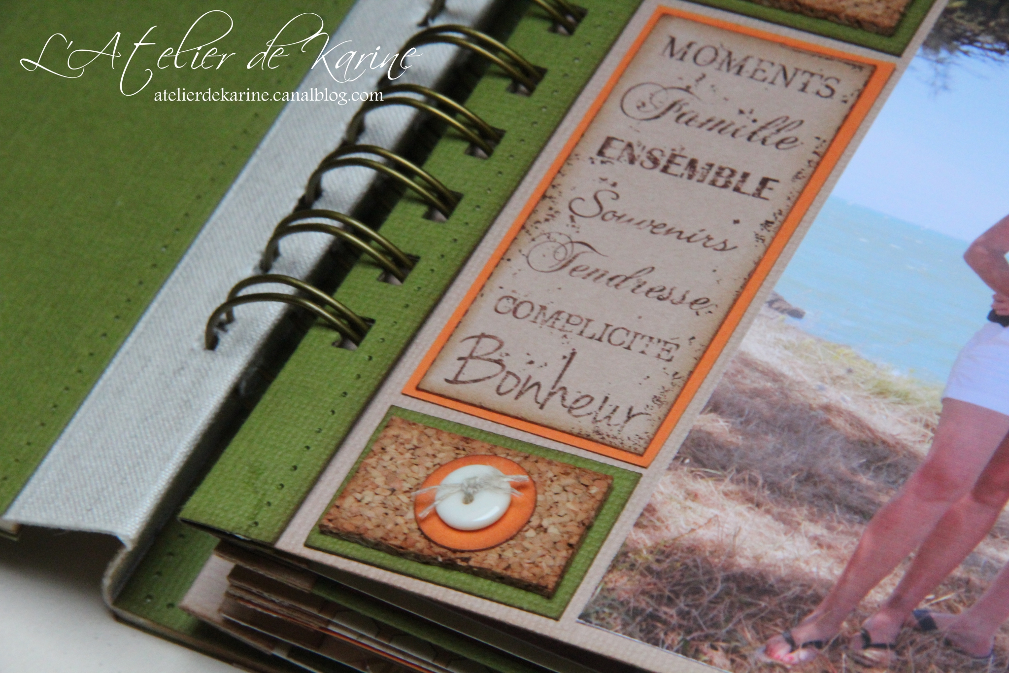 Mini Album et son coffret - Pure Lorelaïl Design 26