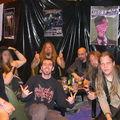 L'interview de nos amis finlandais de korpiklaani de retour de croisiere avec un nouveau disque : ukon wacka (nuclear blast) !