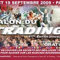 Conference salon du trading :comment developper l'intuition en matiere de trading