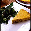 Doudou d'automne - tarte au potiron