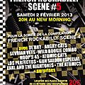 Le 3 février 2013 au new morning
