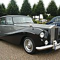 <b>ROLLS</b> <b>ROYCE</b> Silver Cloud I Hooper Empress 1957
