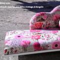 Les meubles vintage d'Angèle