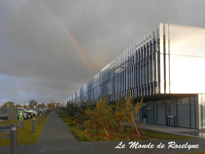 Construction d' HPCA et du CARIO de 2013 à l'inauguration en Octobre 2016