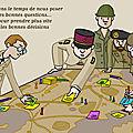 Atelier de design thinking pour les militaires