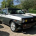 Fiat 131 Racing front