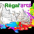 Artistes et artisans d'art au château de lanquais