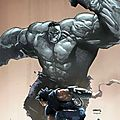 Hulk par the incredible <b>Humberto</b> <b>Ramos</b>