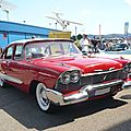 Plymouth savoy 4door sedan 1958