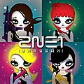 <b>2NE1</b> NOUVEAU SINGLE [UPDATE]