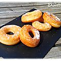 Donuts moelleux