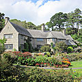 Coleton fishacre - kingswear - devon - royaume-uni