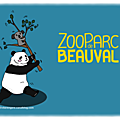 Le <b>Zoo</b> <b>Parc</b> de <b>Beauval</b>