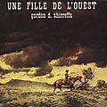 Une fille de l'ouest (ambush on the mesa) - gordon d. shirreffs - librairie des champs-elysées - 1967