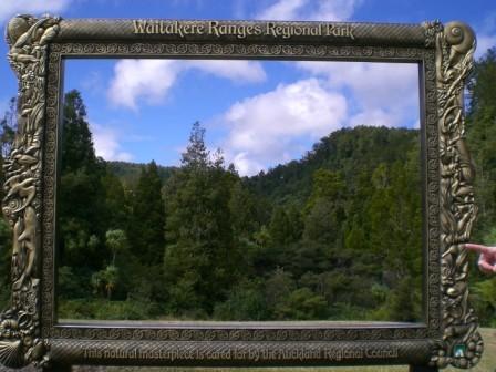 Bienvenue dans les Waitakere Ranges !