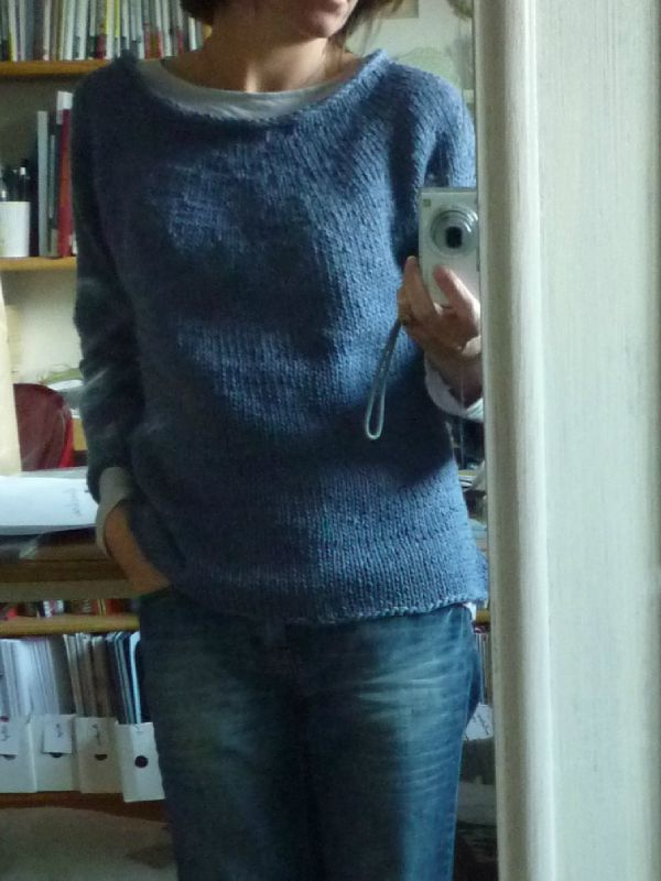 Simplest sweater