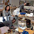 Atelier couture à l'enfant roi