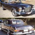 MERCEDES - 280 SE Cabriolet V8 - 3,5 Litres - 1972