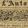 Tour de France <b>1930</b>, Belfort & Ballon d'Alsace