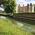Visite au château d'<b>Issan</b>