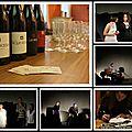 La soirée de soutien aux gourmands lisent du 13 avril 2012 -