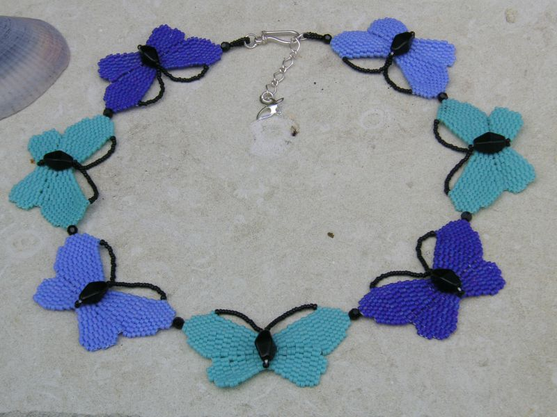 Collier Butterfly5