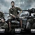 Fury - de David Ayer - octobre 2014