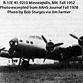 B-17e 41-9210 [n-12355] stocké / en cours de restauration
