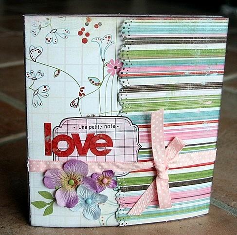 mini album Love two - 25/01/2010