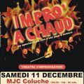 Le samedi 11 décembre 2010 MJC de Livron