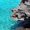 Minorque eaux turquoise