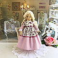Robe pour poupée Little Darling ( <b>Dianna</b> <b>Effner</b> )