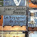 Le voyageur de papier