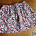 Couture en mini-mini