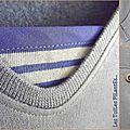 11-Ensemble pantalon bleu klein à pont13