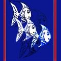 <b>Chansons</b> de Noël - Los peces en el río