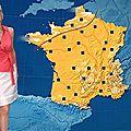 Evelyne Dhéliat corsage orange 3540 30 06 10