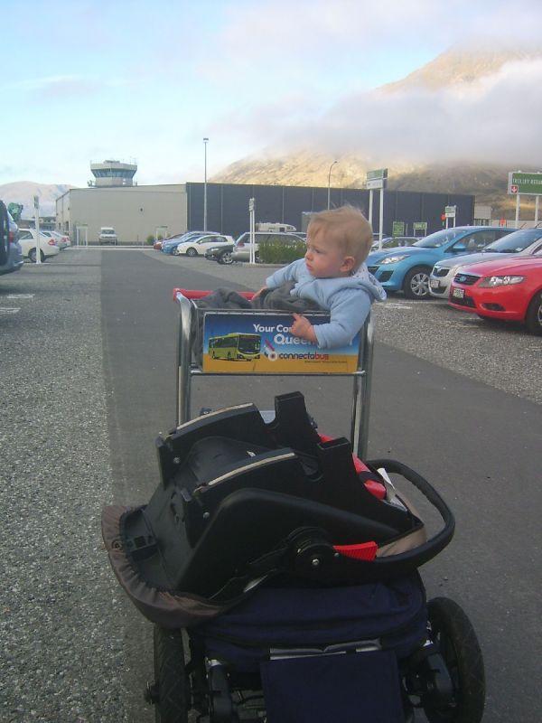 Aéroport de Queenstown