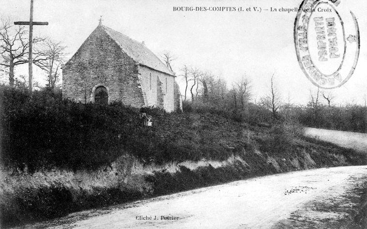 Notre Dame de la Croix de Bourg des Comptes